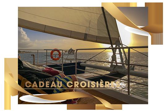 Bon Cadeau avec Inter-îles Catamarans