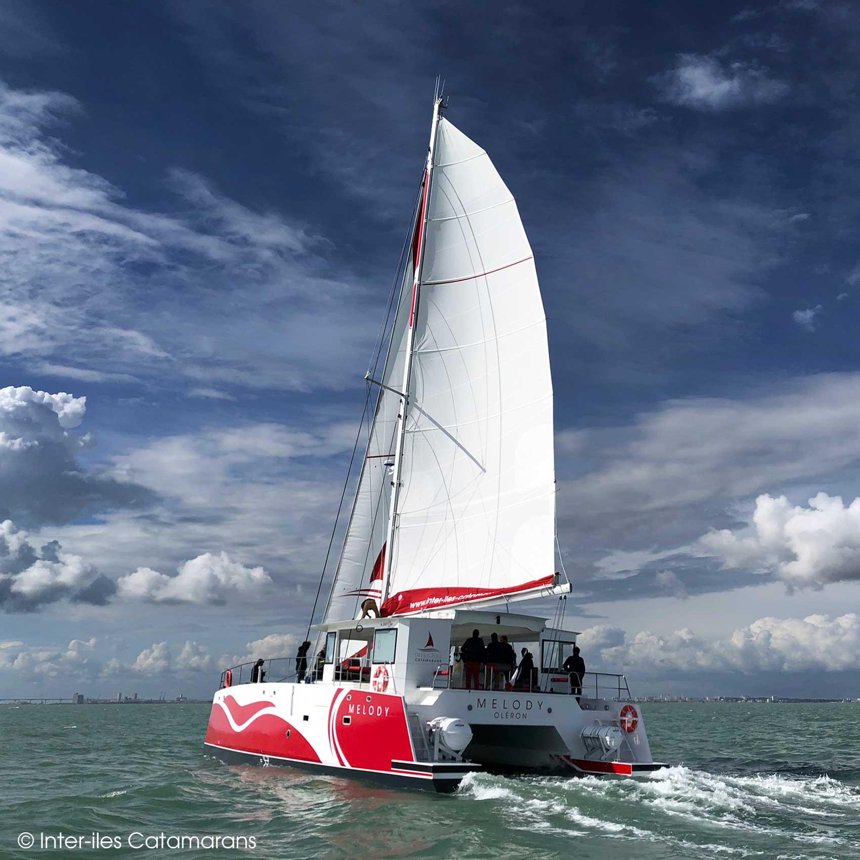 Catamaran Melody Boyardville
