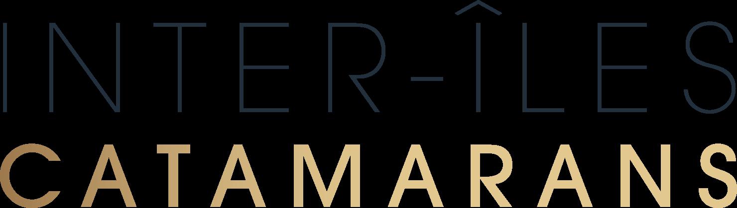 Logo Inter-îles Catamarans balade sortie en mer Île de Ré La Rochelle